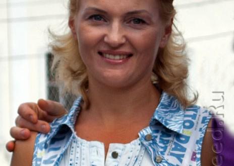 Подобедова Жанна спортсмен СК SKI 76 TEAM г. Ярославль. Фото