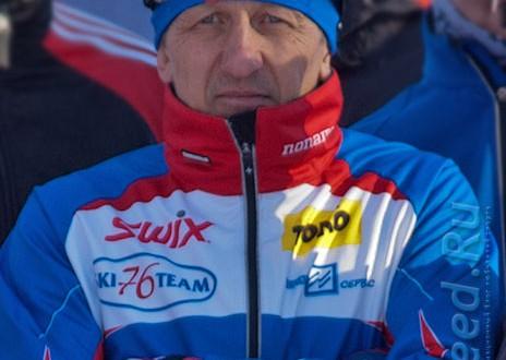 Сапожников Владимир спортсмен СК SKI 76 TEAM г. Ярославль. Фото