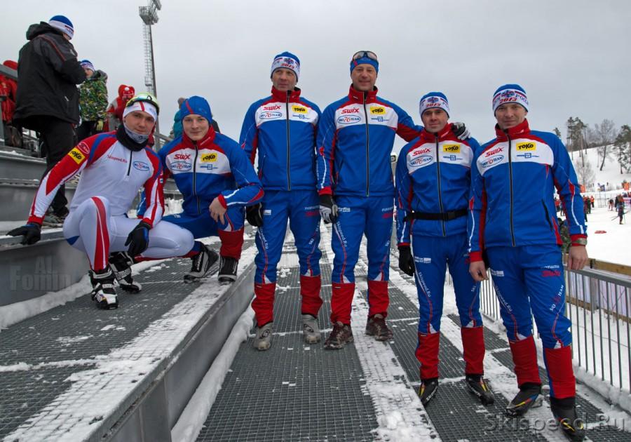 Формирование заказа зимней экипировки Ski 76 Team