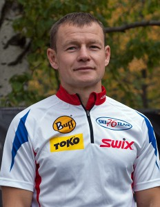 Скворцов Андрей спортсмен СК SKI 76 TEAM г. Ярославль. Фото