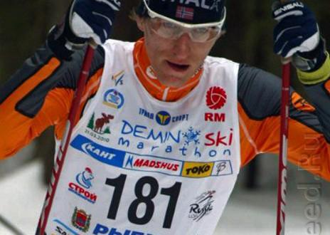 Смирнов Антон спортсмен СК SKI 76 TEAM г. Рыбинск. Фото
