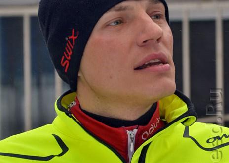 Смолин Николай спортсмен СК SKI 76 TEAM г. Ярославль. Фото