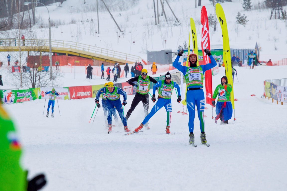 Финиш лидеров. Как ни старался Сергей Ширяев, два итальянца оказались сильнее!