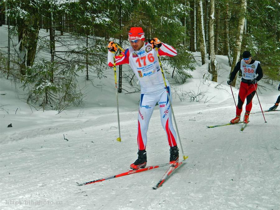 Башурин Валерий, Рыбинск-Ski 76 Team