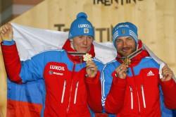 Никита Крюков и Алексей Петухов