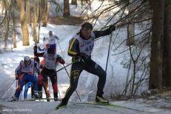 Фото лыжный ГАБОвский экстрим марафон Прощание со снегом 2012