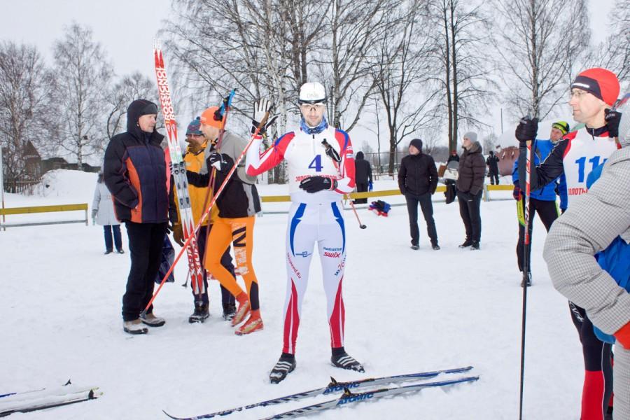 Алексей Фомин в отличном настроении готовится к марафону