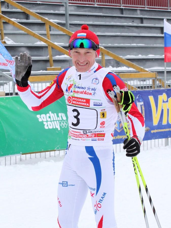 Фото Смирнова Сергея, спортсмена из Данилова