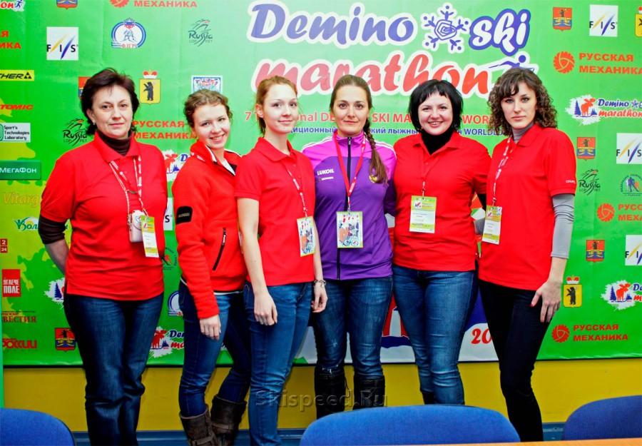 Фото Команды Деминского пресс-центра