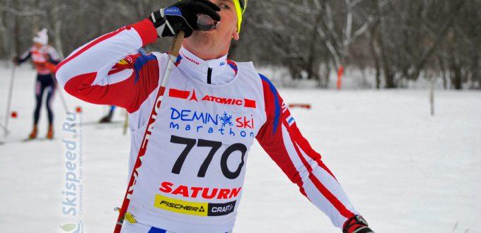 Фото - Тимофеев Дмитрий. Лыжная глинтвейн гонка 2013 в Нерехте