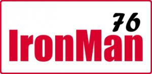 Логотип IronMan 76 - интернет магазина Ярославля