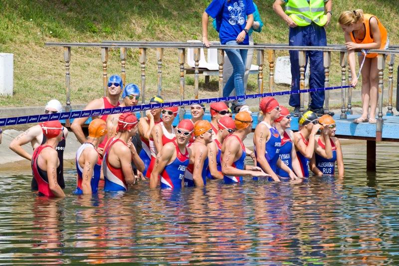 Молодежь готова к бою. Очень надеемся, что в будущем они поднимут статус России в триатлоне на Олимпийские и мировые высоты!