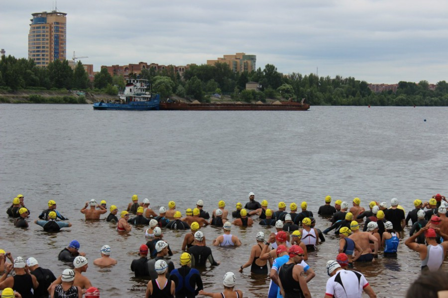 Фото Дубненский триатлон - Николов Перевоз 2013
