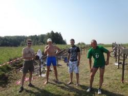 Фото триатлона в Караваево, Костромская область