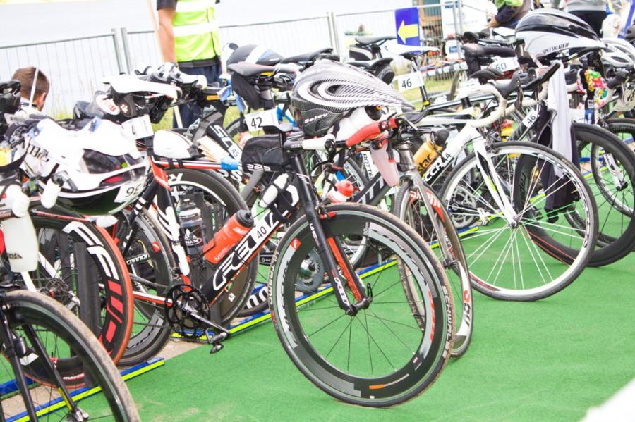 Велосипеды практически все были разделочники и велосипед Вячеслава TRIEXPERT единодушно был признан судьями рариретом и его долго и внимательно рассматривали на контрольном проходе в транзит..