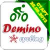 Логотип Деминский веломарафон 2013