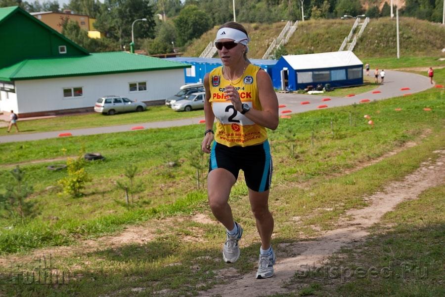 Светлана Николаева — призёр Чемпионата России по лыжным гонкам