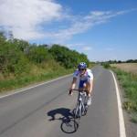 Фото велодорожек за городом в Чехии