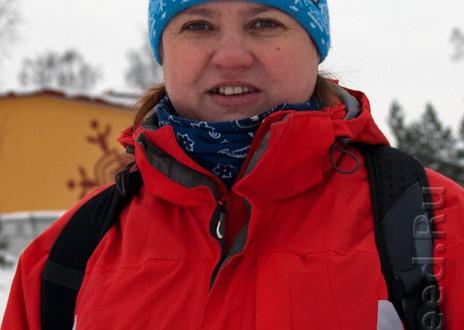 Фото - Болотова Елена Ивановна, тренер по лыжным гонкам. Данилов