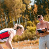 Фото. Юношеская сборная Ярославской области по лыжным гонкам на осенних сборах 2013
