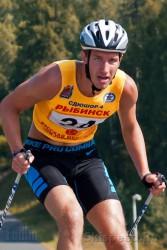 Фото. Юношеская сборная Ярославской области по лыжным гонкам на осенних сборах 2013 в Демино