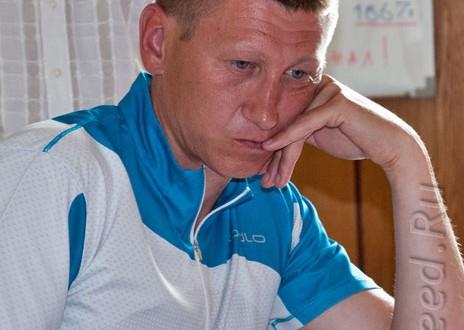 Фото - Шлюндиков Андрей тренер по лыжным гонкам. Рыбинск
