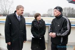 Хоккейный корт для любителей и профессионалов Рыбинска