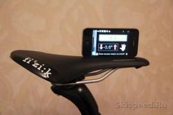 Настройка уровня седла велосипедиста