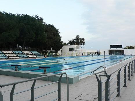 Тренировки триатлетов на Кипре, фото