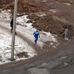 Бег 1 января 2014 года в Ярославле, фото