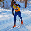 Лыжная гонка классическим стилем