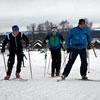 Фото ярославцев на ЦФО по лыжным гонкам 2014