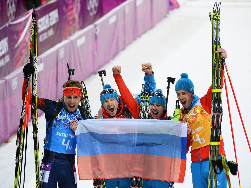 Олимпийских игр Сочи 2014 - шорт-трек