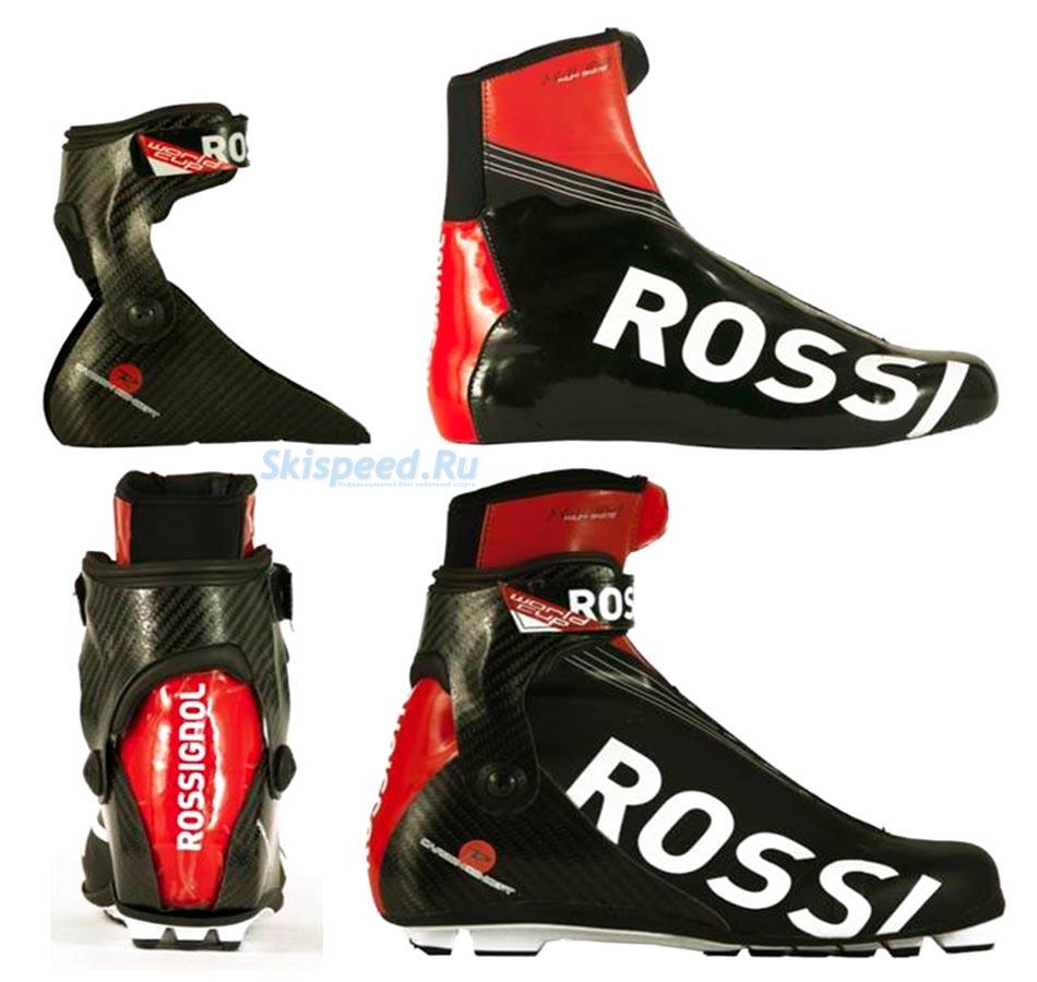 Фото лыжных ботинок Rossignol X-IUM WCS SKATE, 2014-2015