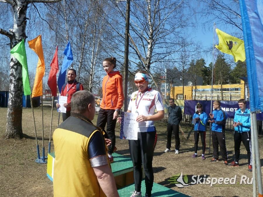 Фотография с Чемпионата Ярославской области по легкоатлетическому кроссу 2014, Ярославль