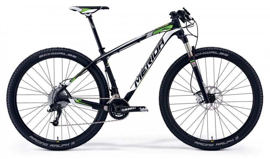 Велосипед Merida Big.Nine CF XO-Edition