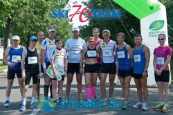Фото - Ski 76 Team на Зеленом марафоне 2014
