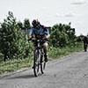 Велогока по шоссе в Рыбинске