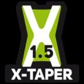 X-TAPER HEADTUBE