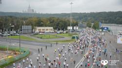 Фото Московский марафон 2014