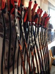 Фото лыжных палок Exel