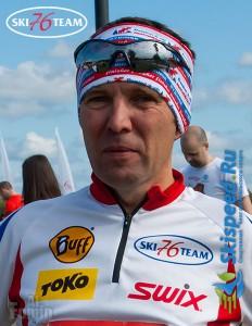 Фото - Осокин Михаил спортсмен СК Ski 76 Team г. Рыбинск