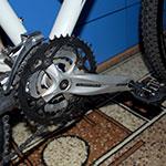Фото - шатун педали велосипеда