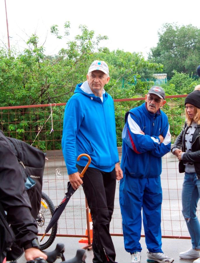 Известный ведущий и спортсмен Кондрашов Андрей Владимирович в этом году не участвовал, но активно подбадривал спортсменов и периодически комментировал происходящее!