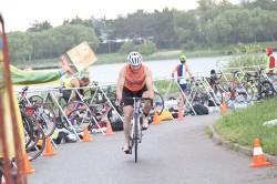Куликов Андрей - фото спортсмена на вело этапе