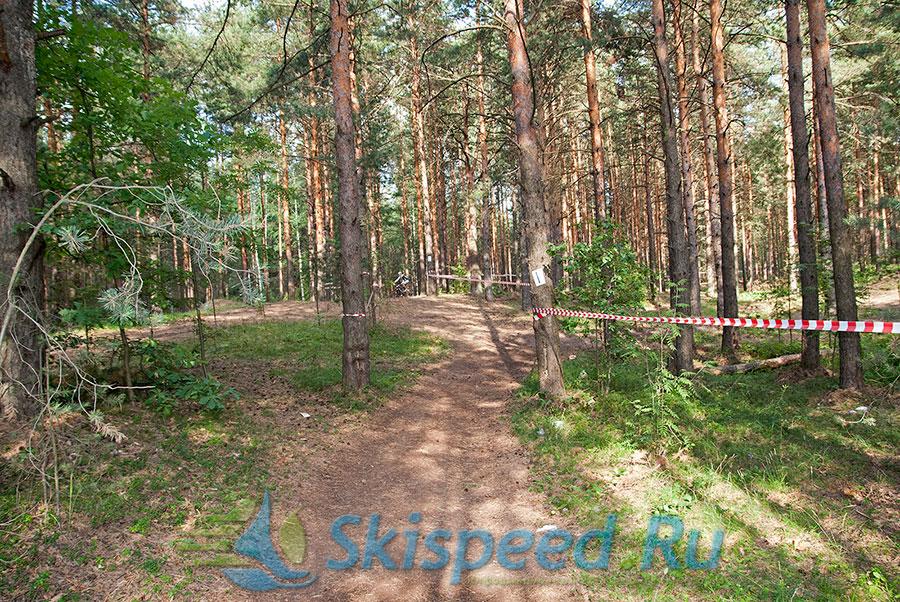 Фото - Велотрасса на Прусовских озерах Ярославля