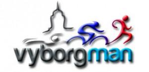 Выборгмен - логотип триатлона