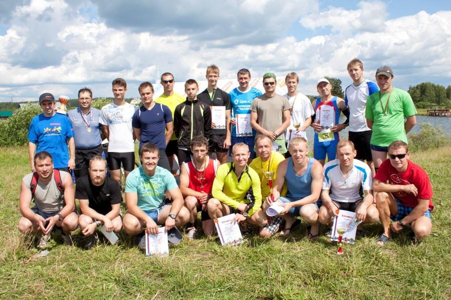 И конечно общее фото на добрую память! Поздравляем всех участников с преодолением дистанции и очередной Победой над собой!