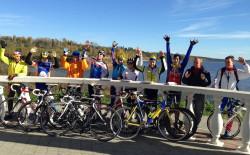 Фотография шоссейной велогонки 2013