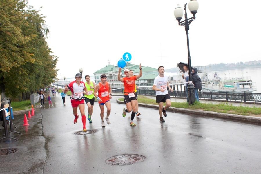 А уж Дима Тимофеев вообще наверное не умеет хмуриться и свою группу привел на финиш еще раньше запланированного в 1ч.35 мин. времени!